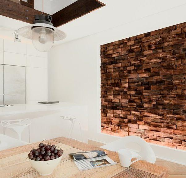 virtuvės sienu mozaika