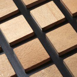 smulki medine mozaika