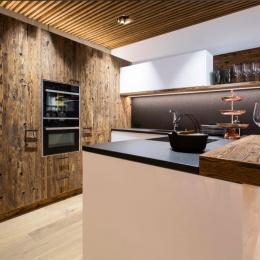 sendintas virtuves dizainas